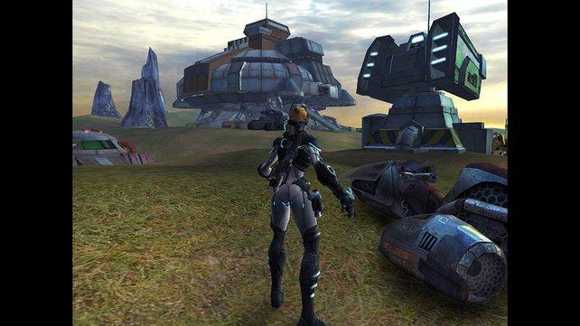 Spielen verboten: Starcraft-Action mit knapp bekleiteter Heldin.