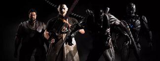 Mortal Kombat X: Horror- und Sci-Fi-Prominenz angekündigt (Video)