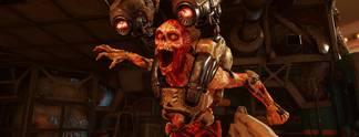 Vorschauen: Doom: Bethesdas Doppel-D für Switch und VR
