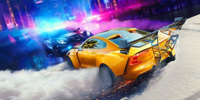 """Neben Need for Speed gibt es nun auch die """"Dragon-Age""""-Reihe auf Steam zu kaufen."""
