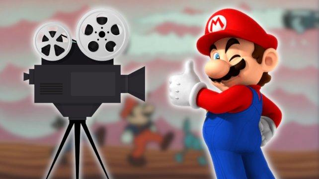 Mario hat bereits im Jahr 1986 den Sprung ins Kino gewagt. Ein Fan bringt sein erstes Abenteuer jetzt zurück. Bildquelle: Nintendo/ Getty Images/ nazarkru