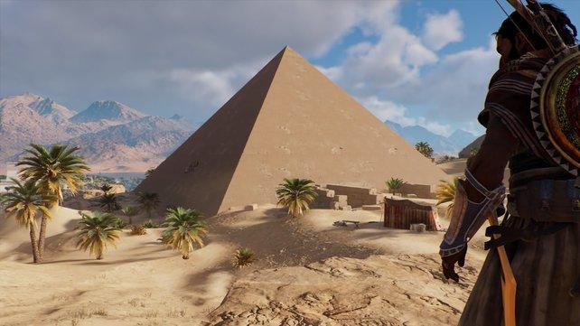 Assassin's Creed: Origins entführt euch nach Ägypten.