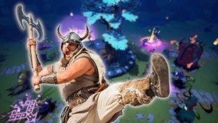 feiern neuen Wikinger-Multiplayer