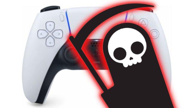 Der Controller der PS5 hat nur eine geringe Lebensdauer. Bildquelle: Getty Images/ Sudowoodo