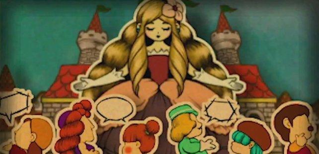 Vergangen sind die Tage, als die Prinzessin (wohlgemerkt nicht Zelda!) noch ein modisches Vorbild fürs Volk war.