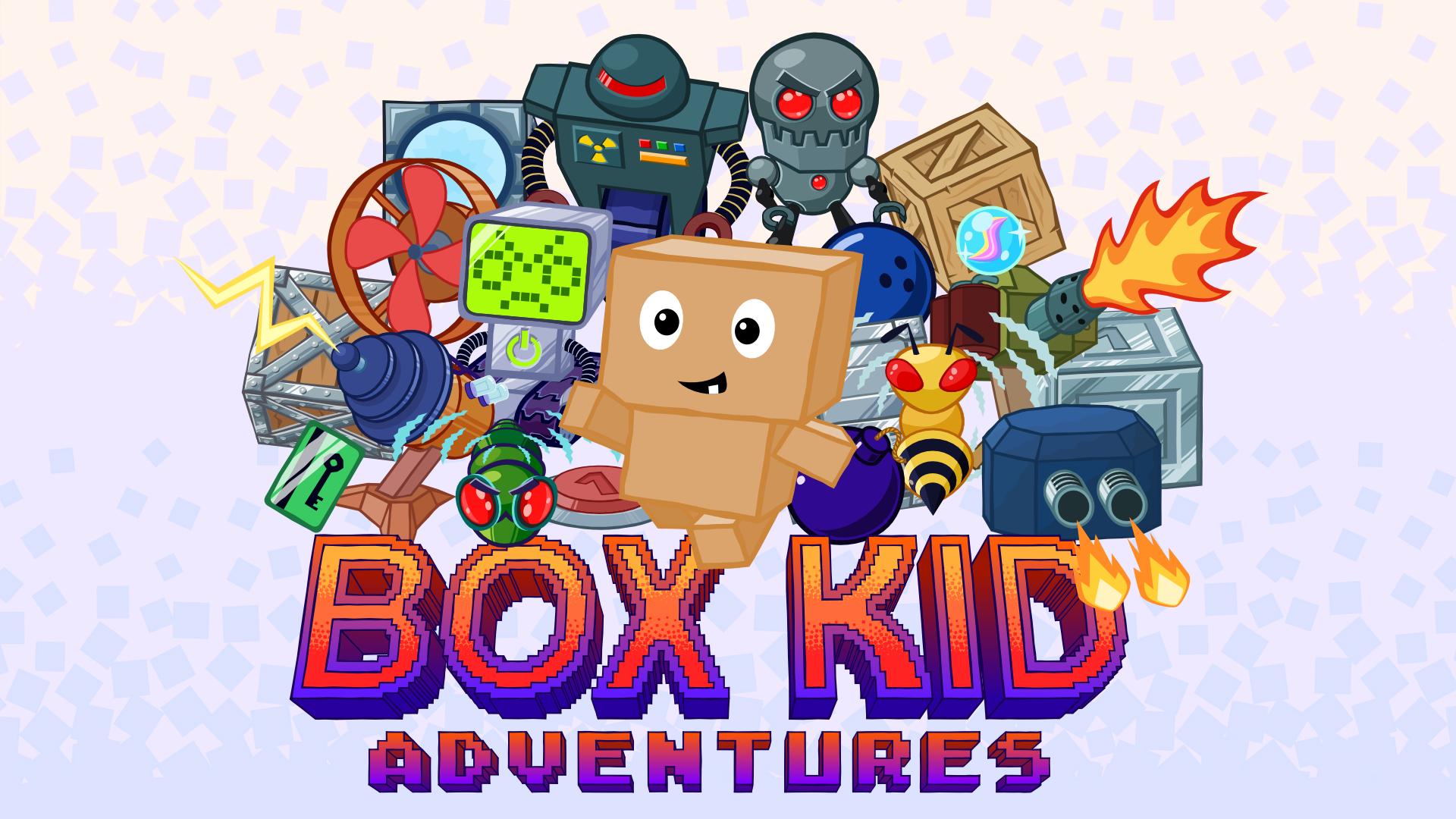 Box Kid Adventures