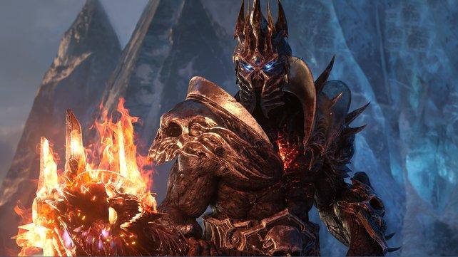 Mit World of Warcraft: Shadowlands folgt offenbar eine Unterstützung für Controller im Online-Rollenspiel.