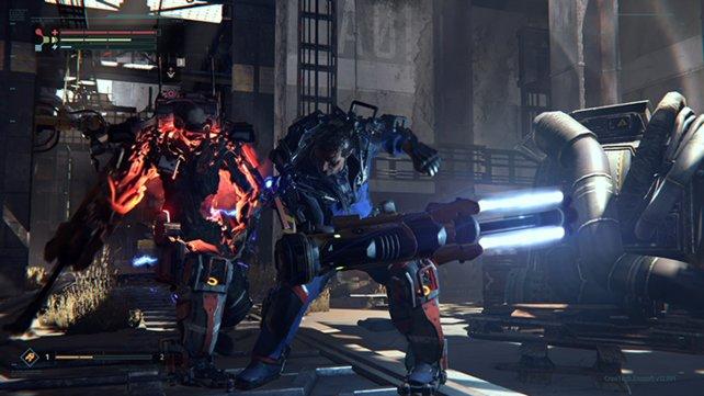 Die Möglichkeit, Körperteile anvisieren zu können, gibt den Kämpfen einen originellen Touch.