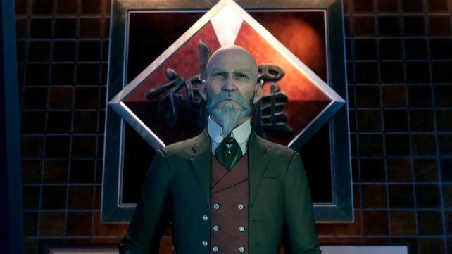 Der Bürgermeister von Midgar, Domino, hat euch die ganze Zeit geholfen, auch wenn ihr es nicht gemerkt habt.
