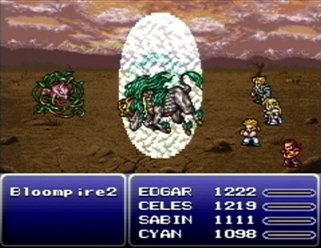 Zeig's ihnen, Kirin! Eine meiner größten Lieben: Final Fantasy 6