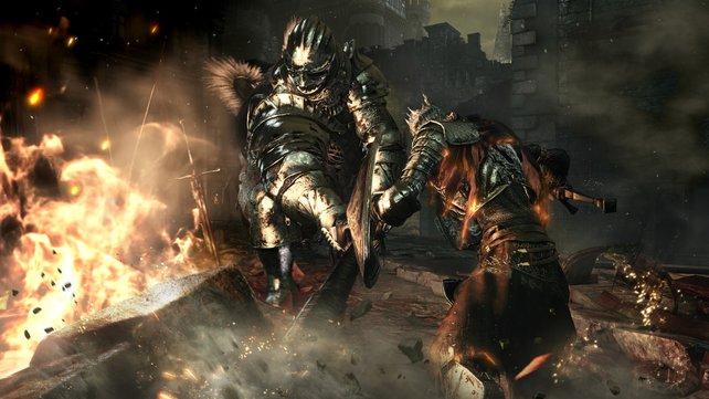 Dark Souls 3 wird schneller, als genauso schwer wie seine Vorgänger.