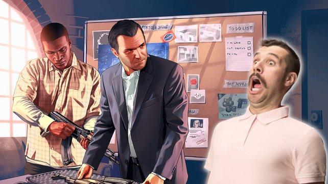 GTA 6: Fan wird zum Flitzer in Live-Sendung. (Bildquelle: master1305, Getty Images)