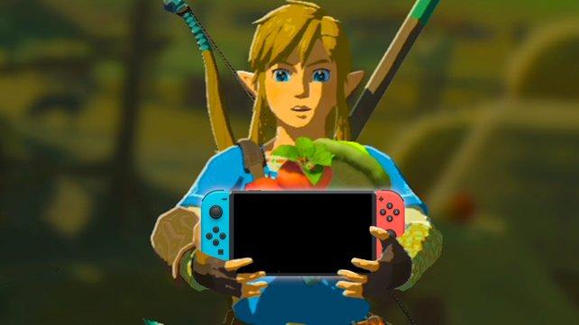 Da freuen sich die Zelda-Fans – ein besonders begabter Tüftler bastelt nämlich die schönsten Switch Accessoires in Legend-of-Zelda-Optik.