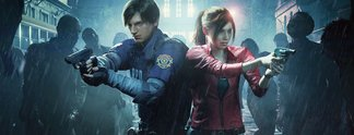 Resident Evil 2: Story-Trailer zeigt Leon, Claire und Ada Wong