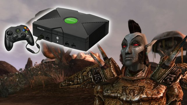 Der Skyrim Vorgänger Morrowind hat eure Konsole manipuliert.