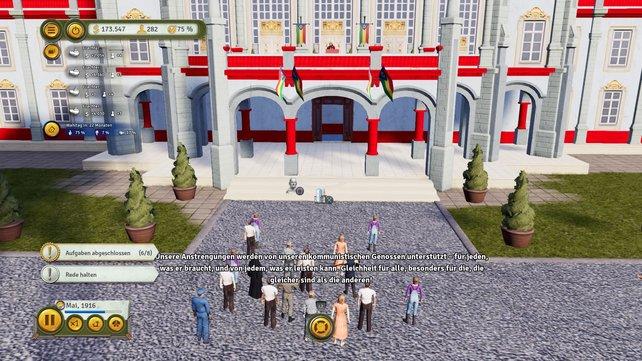 Tropico 6 macht auf der PlayStation 4 grafisch - wegen schwammiger Texturen und Modelle - keine gute Figur