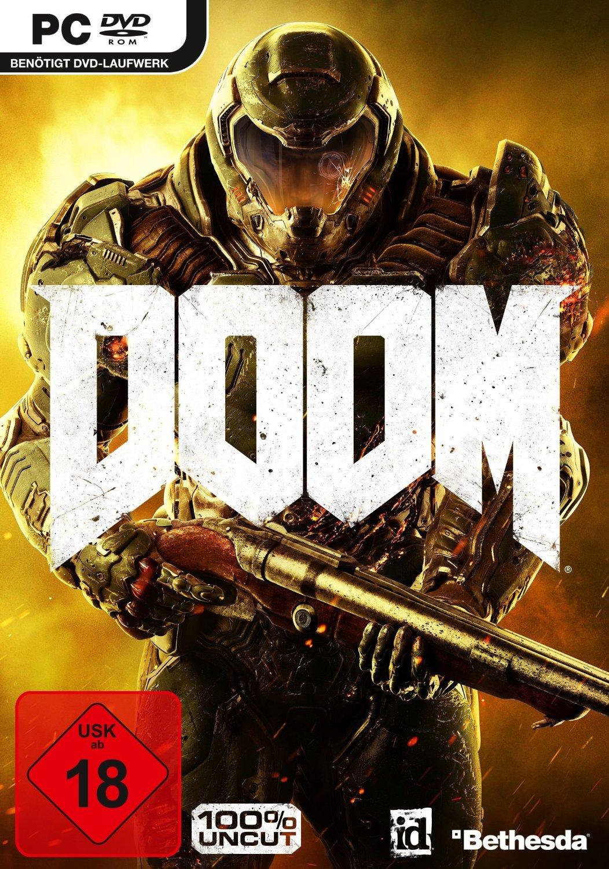 Doom, was kein Doom ist - Technisch dennoch gut umgesetzt