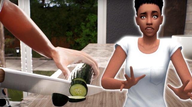 Bei diesen scharfen Bildern dürfte Die Sims 4 ganz wackelige Beine bekommen. Bildquelle: VGG Studio, Electronic Arts.