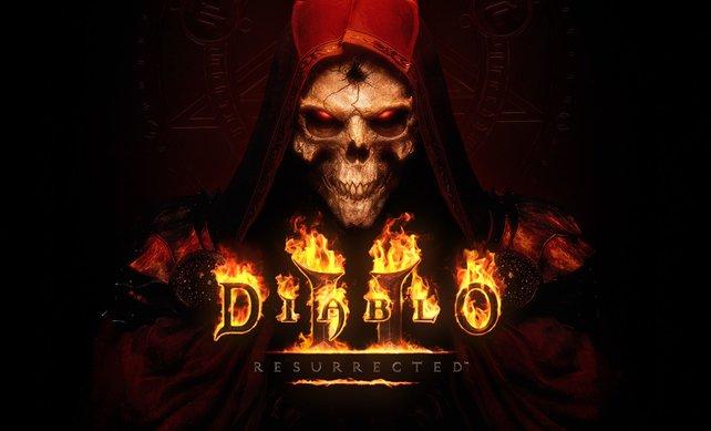 Mit Diablo 2: Resurrected wird dem Klassiker neues Leben eingehaucht. Bild: Blizzard