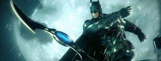 Steam-Sale: Batman-Spiele kurzzeitig um bis zu 75 Prozent reduziert