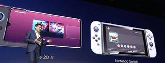 Huawei legt sich mit Nintendo an