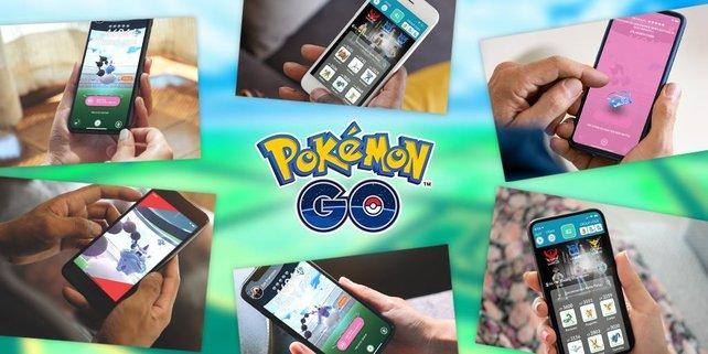 Pokémon Go wird zu Pokémon Stay mit den neuen Fern-Raid-Pässen