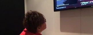 Panorama: Das passiert, wenn sich ein Entwickler in der Lobby zu erkennen gibt