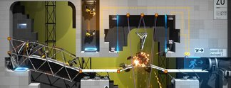Bridge Constructor Portal: Jetzt für Xbox One und Nintendo Switch erhältlich