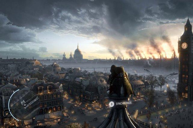 Assassin's Creed - Victory basiert auf der gleichen Grafik-Technik wie Unity, spielt allerdings in London.