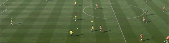Die Spielmechanik kann bei bestimmten Standards und Spielsituationen noch verbessert werden.