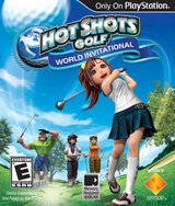 Hot Shots Golf - World Invitational