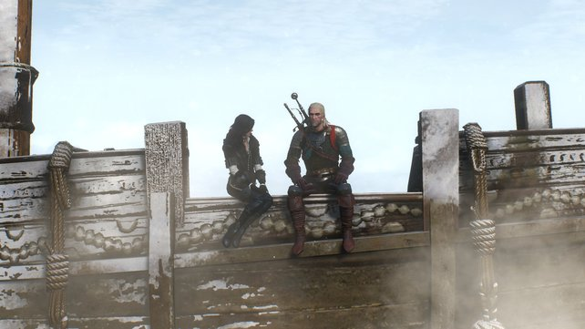 Szene aus The Witcher - Wild Hunt