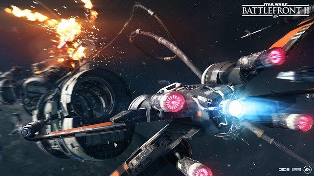 Alles, was geht: Mit Star Wars - Battlefront 2 hat EA auch die rechtlichen Grenzen dessen ausgetestet, was finanziell zu holen ist.