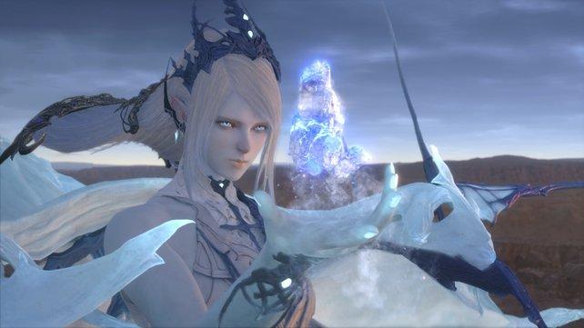Spiele wie Final Fantasy 16 könnten große Speicherfresser werden, sodass es am Ende doch nicht so viele Spiele auf die Festplatte schaffen.