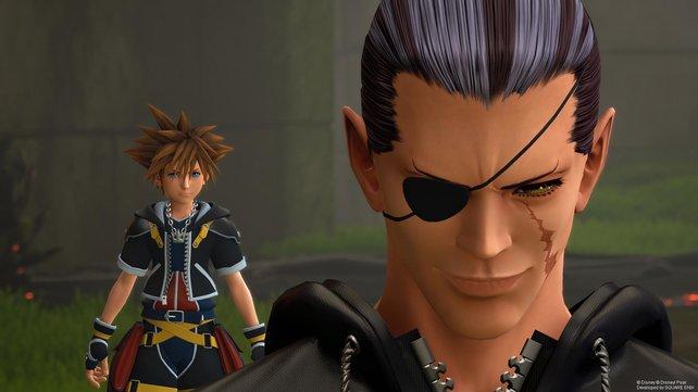 Organisation 13 sind die mysteriösen Gegenspieler von Sora.