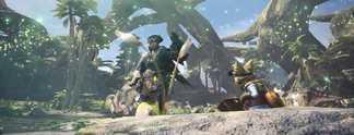 """Kolumnen: So spielte sich die """"Monster Hunter World""""-Beta als Noob"""