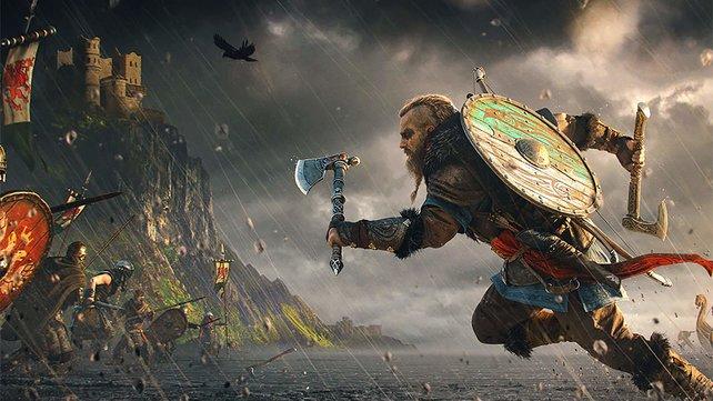 Assassin's Creed Valhalla hat neben Wikinger-Action einiges mehr zu bieten.