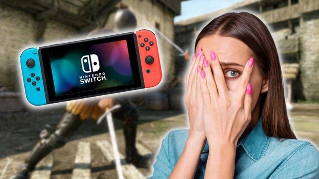 Nachdem ein Mittelalter-RPG für die Switch angekündigt wurde, fürchten Fans eine Katastrophe. Bildquelle: Getty Images/ Deagreez