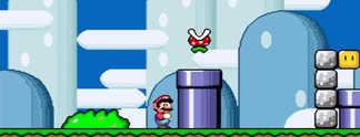 Panorama: Super Mario World: Speedrunner stellt neuen Weltrekord mit verbundenen Augen auf