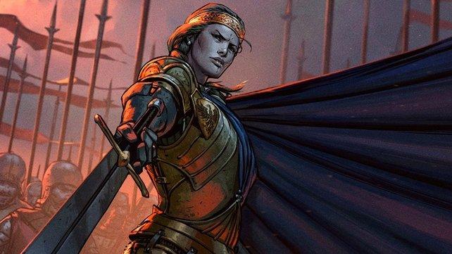 Atmosphärisch dicht: Thronebreaker macht Gwent wieder richtig motivierend.