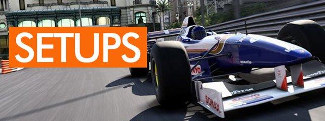 F1 2017 Setups Für Alle Strecken Spieletipps