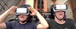 Achterbahn und Virtuelle Realität passen perfekt zusammen