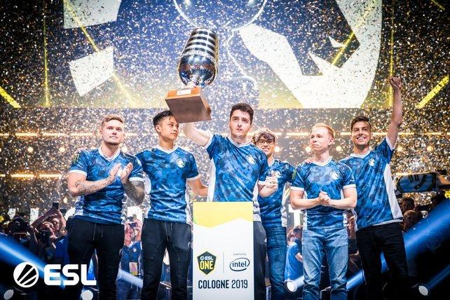 Team Liquid entscheidet die ESL One Cologne 2019 für sich