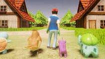 <span></span> Pokémon in Unreal Engine 4 als spielbare Version
