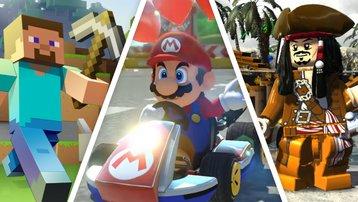<span>Genial einfach:</span> 14 coole Games für eure Noob-Freunde