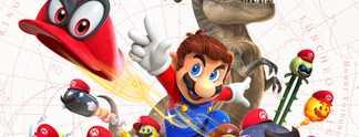 Gewinnspiel: Holt euch eine Nintendo Switch mit Super Mario Odyssey