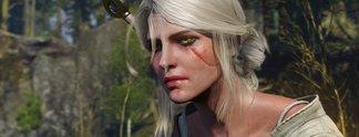 The Witcher 3: Ciri könnte die Welt von Cyberpunk 2077 bereits besucht haben