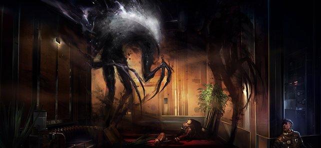 Der Stoff, aus dem Albträume gemacht sind. Nehmt euch in Acht! (Bildquelle: bethesda.net)