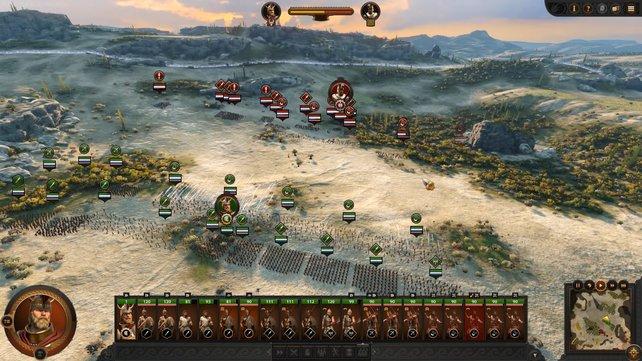 Die Schlachten bleiben gewohnt taktisch und fordern euren Grips heraus. Allerdings hat das Spiel noch mit einigen Balancing-Problemen zu kämpfen.