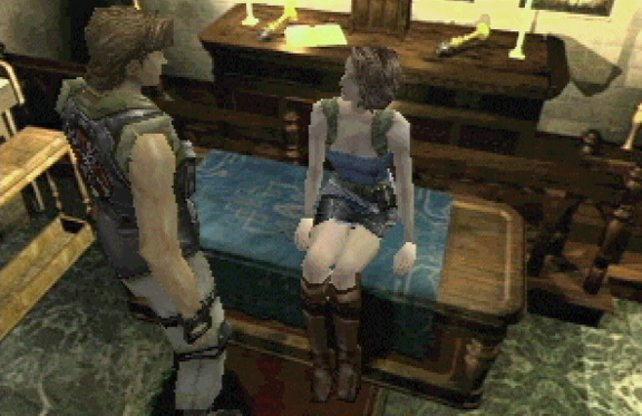 Resident Evil 3 - Nemesis erschien im Jahr 1999.